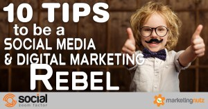 Level Up! How to Be a Digital and Social Marketing ROI Rebel