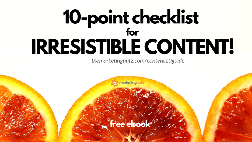 10-Point Checklist for Irresistible Content