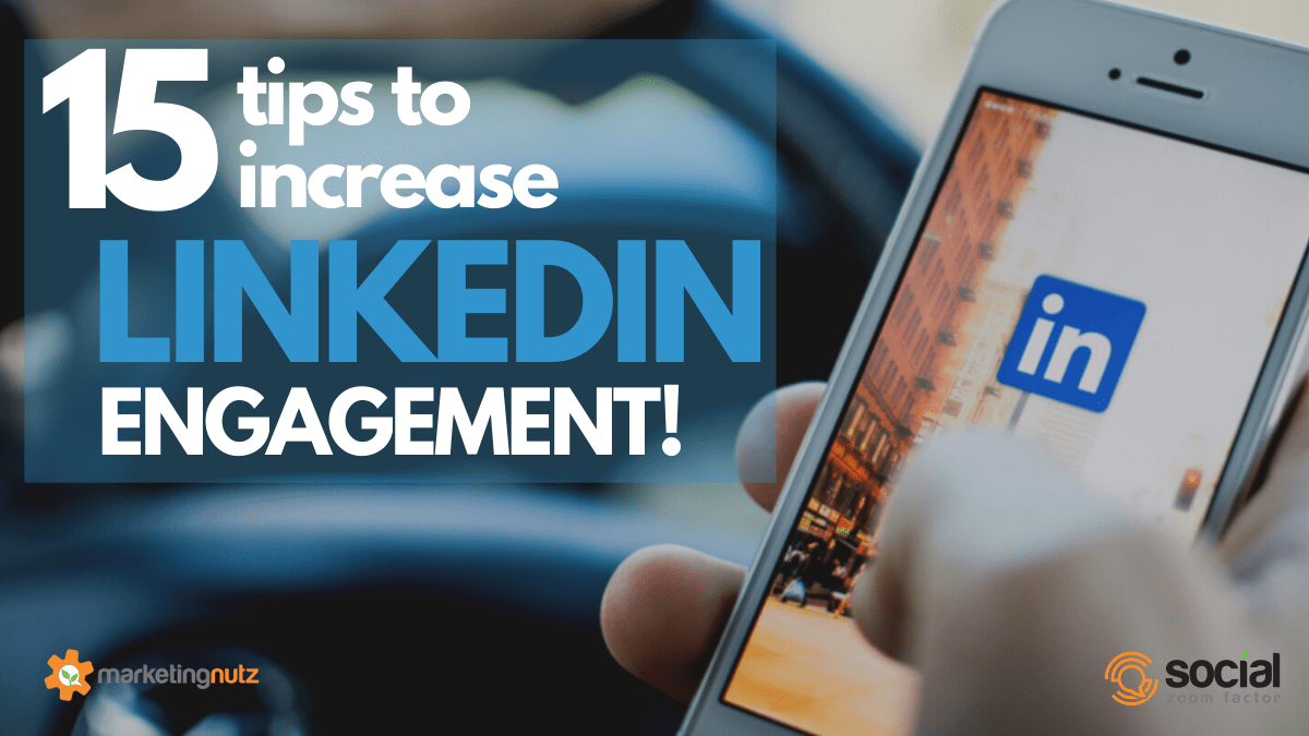 How to Engage on LinkedIn Like a Pro - 15 Proven Strategies that Work