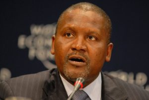 Dangote plans N30 billion institute for local artisans