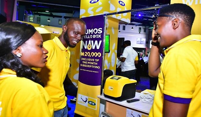 MTN showcases 5G technology, other ICT innovations at TechFest