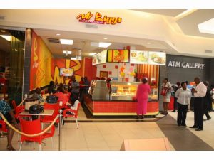 THE FOOD COURT: A typical Eatery