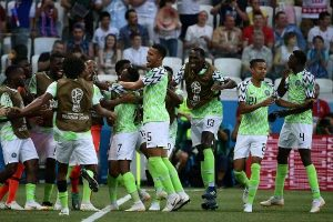 Russia 2018: Super Eagles to face France or Denmark if...