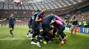 France win World Cup after win over Croatia