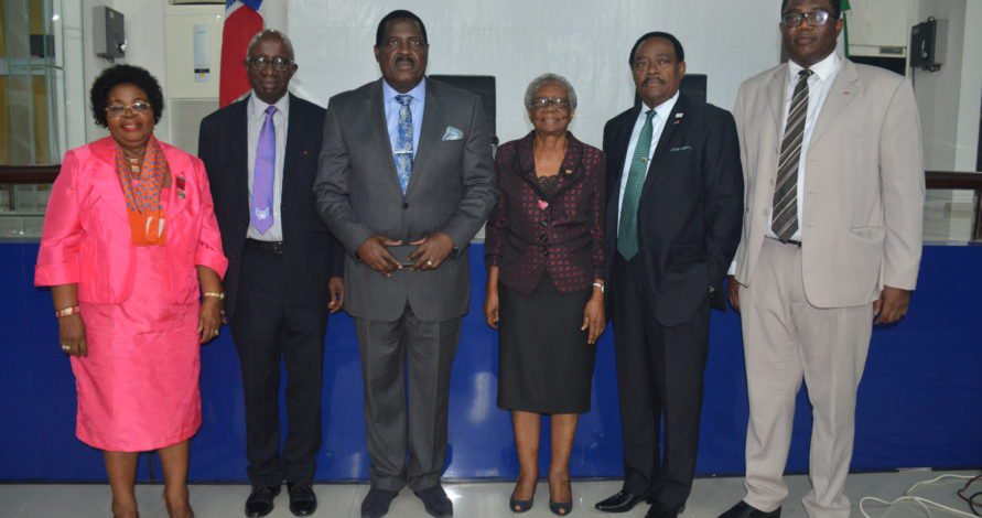 NIM advocates for strong institutions