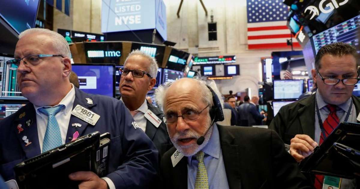 Stocks end lower after Fed minutes - Finance