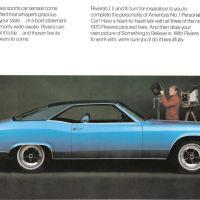 1970 Buick Riviera.