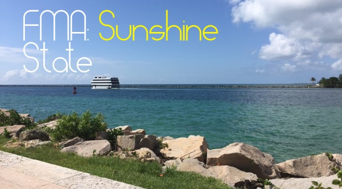Follow Me Around: Sunshine State Florida