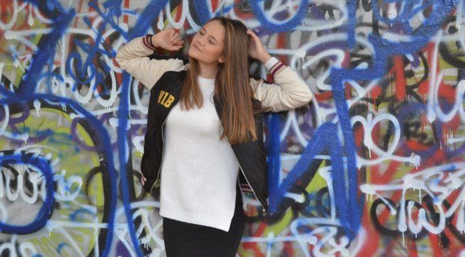 Mustermix und Graffiti | Lieblingslook