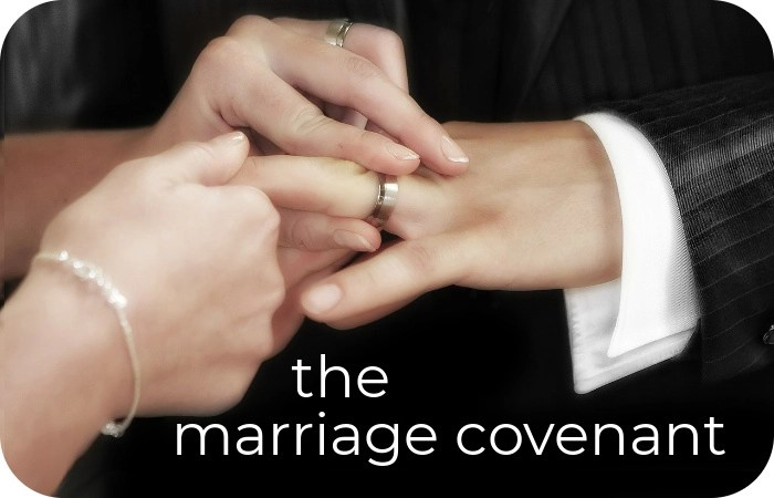 the marriage covenant by Paul & Lori