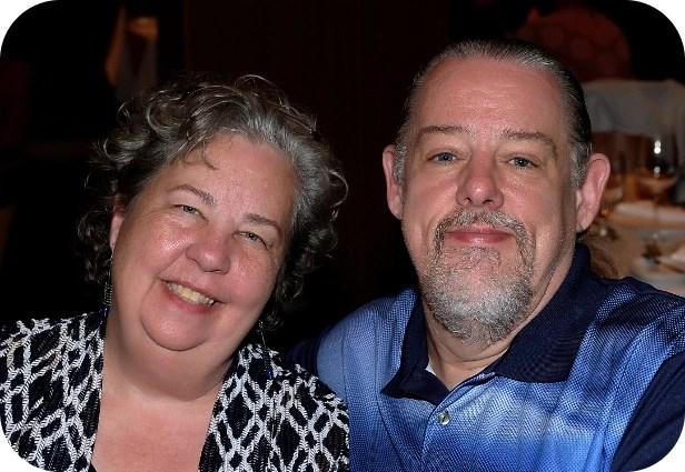 Paul & Lori today