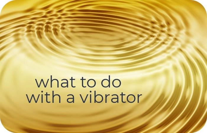 vibration ripples