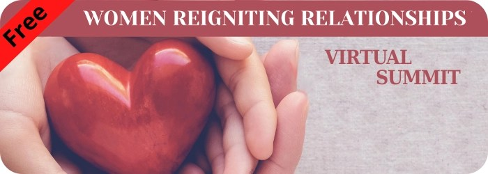 women reigniting relationships banner