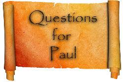 questions for paul © Ke77kz | Dreamstime.com