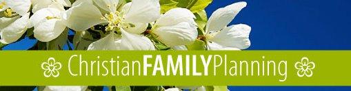 christian family planning logo
