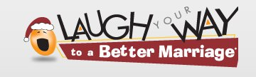 Laugh Your Way to a Better Marriage logo