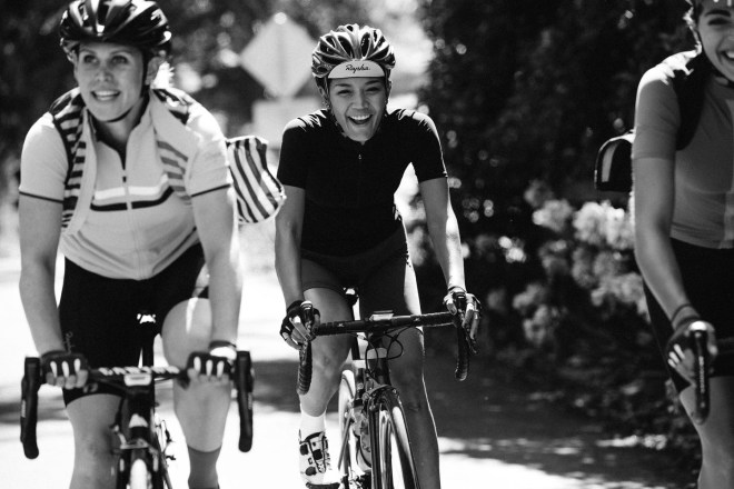 Rapha SS16 Women's Brevet Jersey and Gilet and Women's Classic Jersey