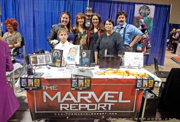 The Marvel Report LBCC