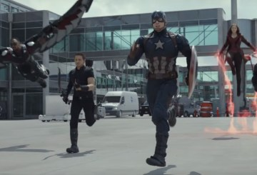 Civil War trailer screenshot