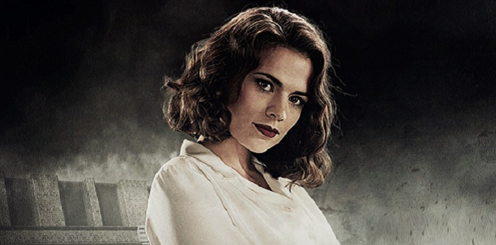 Wizard World Hayley Atwell