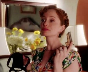 Lotte Verbeek joins Agent Carter's second season as Mrs. Ana Jarvis!