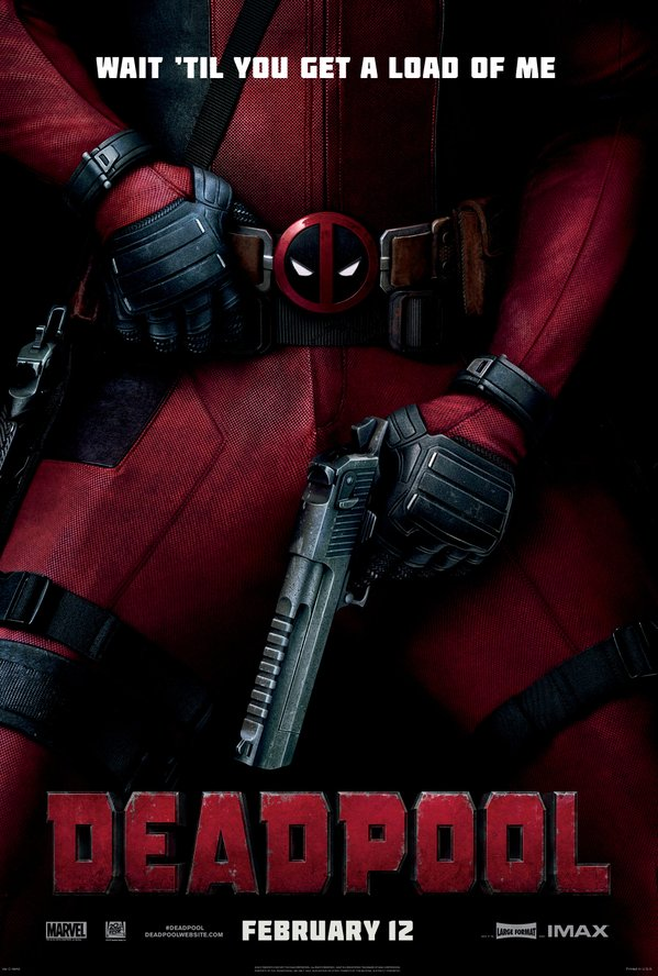 12 Days of Deadpool Movie