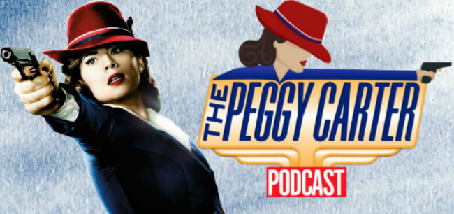 Peggy Carter Podcast