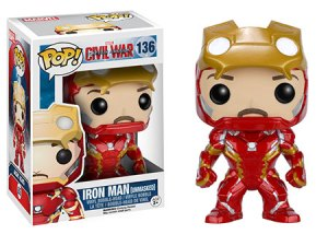 Funko Pop Civil War Iron Man