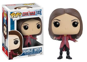 Funko Pop Scarlet Witch Civil War