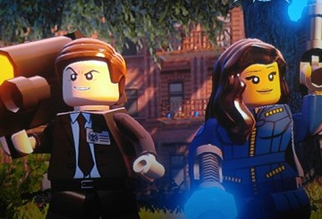 Marvels Lego Avengers Game Agents of SHIELD DLC