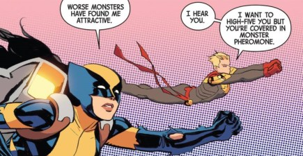 All New Wolverine #9 9