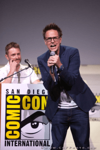 SDCC Hall H 2016: Guardians of the Galaxy 2