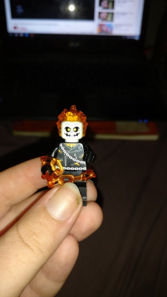Product Review: Ghost Rider And Spider-Man Vs HobGoblin Lego Set