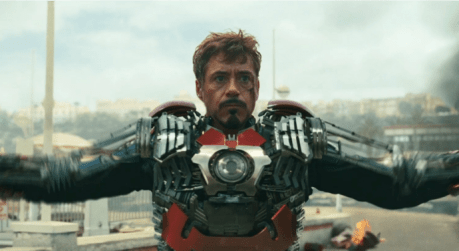 Tony Stark is in some trouble in Iron Man 2