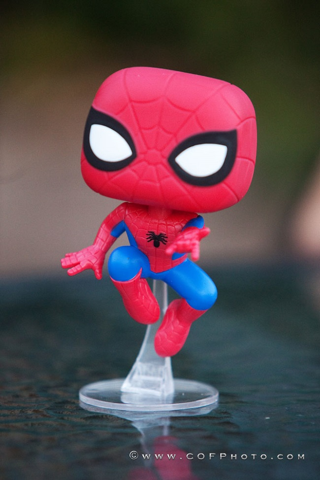 Marvel Collector Corps Spiderman