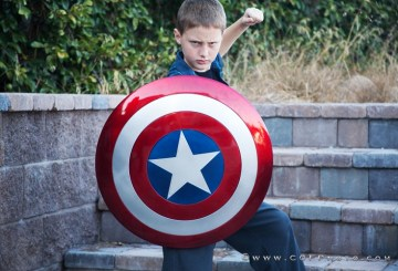 Captain America Shield Hasbro Review