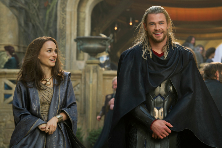 Thor Jane Foster The Dark World