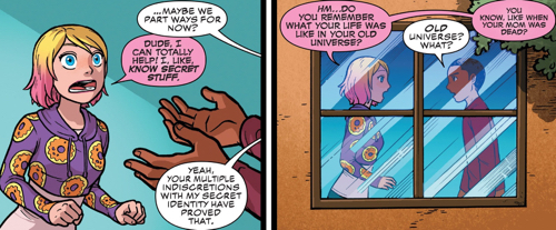 Review Gwenpool 6 Quot Spider Problems Quot The Marvel Report