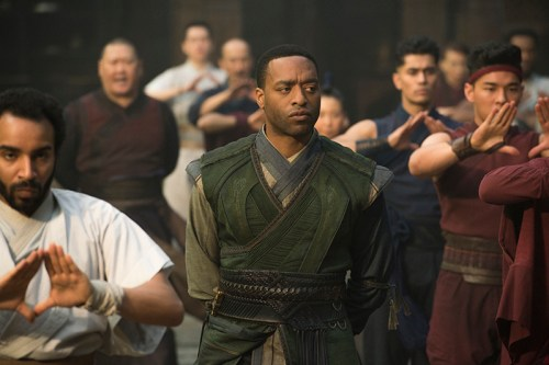 Chiwetel Ejiofor as Mordo. Photo Credit: Jay Maidment