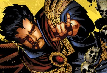Doctor Strange Team is Getting an Overhaul