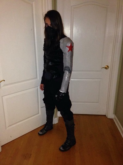 Bucky Barnes Winter Soldier