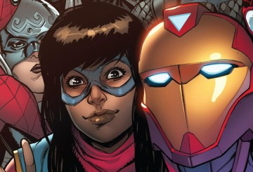 Invincible Iron Man #5 Review Cover Feature