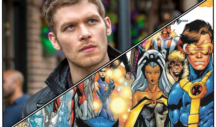 Joseph Morgan Joins the X-men