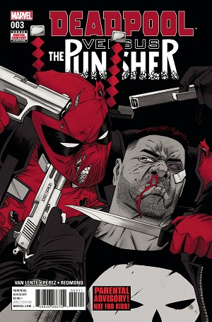 Review Deadpool Versus The Punisher 3 She S Dead Frank