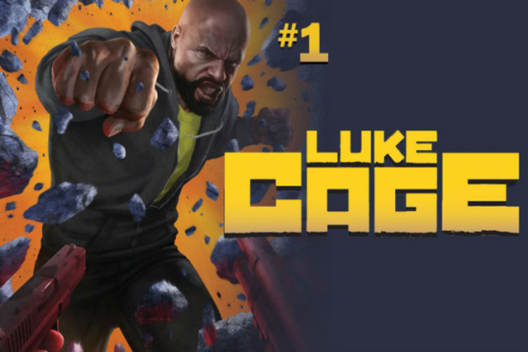 review luke cage 1 sweet christmas