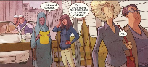 Ms. Marvel #19 Review Divide and Conquer