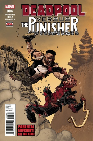 Deadpool Versus The Punisher