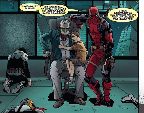Deadpool Versus Punisher