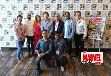 Composers panel Sean Callery SDCC