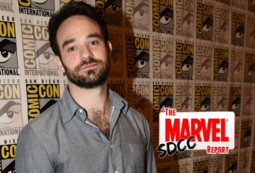Charlie Cox Defenders SDCC 2017